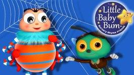 Incy Wincy Spider - Part 3 - Nursery Rhymes - Original Version
