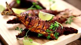 Bangda Fish Fry -Mackerel Fish - Goan Style Fish Fry Recipe - The Bombay Chef - Varun Inamdar