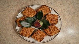 How To Bake Gluten Free Tiger Nut Date Squares