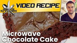 How To Make Microwave Chocolate Cake