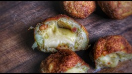 Cheese Stuffed Potato Bombs - Grill- and BBQ