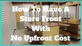 SMALL BUSINESS TIP: How To Have A No Cost Store Front