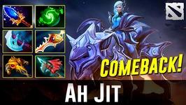 Ahjit Luna - Comeback Game-  Dota 2