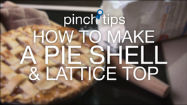 How to Make A Pie Shell And Lattice Top