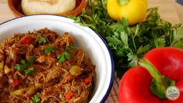 Venezuelan Pulled Beef - Easy Arepa - Part 4