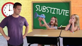 New Teacher at Toy School
