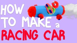 How To Make - Racing Car With Mister Maker