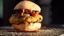 SMASH Cheeseburger