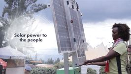 In Rwanda, you can get electricity on the go
