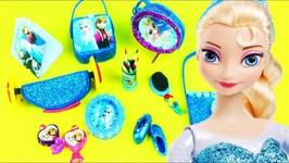 15 Miniature Elsa DIY Accessories for Frozen's Elsa