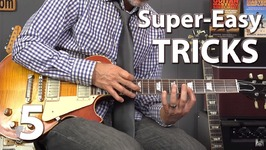 5 Super-Easy Tricks To Add Flash To Your Guitar Playing
