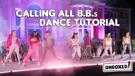The Ultimate Unboxed! Show  Calling All B.B.s  Dance Tutorial