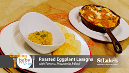 Cooking For Baby And Me - Chef Lee Chizmar - Eggplant
