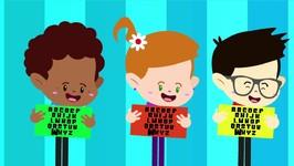 Chanson De L Alphabet - Comptine - Enfants - Apprendre