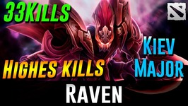 Raven Spectre 33 Kills in Pro Game Dota 2