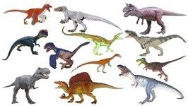 Theropod Dinosaurs - Tyrannosaurus Rex and More