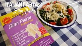 Italian Skinny Pasta Using Slim Pasta