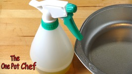 Quick Tips - Make Your Own Cooking Spray Oil