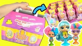 Hairdooz Dolls Salon FULL BOX Opening!! Entire Collection Found