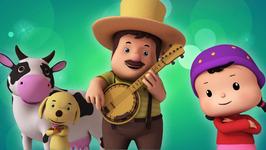Old Mac Donald  Popular Children's Nursery Rhymes  Meeko Dance Rhymes