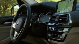 The new BMW X3 xDrive Interior Design