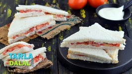 Tomato Cheese Sandwich - Kids Afterschool Recipe