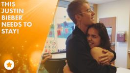 Bieber Spends Quality Time With Children In Hospital
