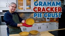 Graham Cracker Pie Crust Recipe How To