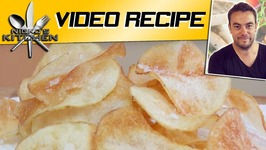 How To Make Thin N Crispy Potato Chips