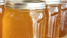 Canning / Making Yuzu Jelly