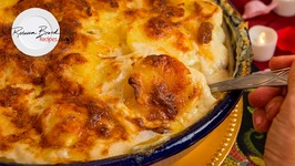 Scalloped Potatoes - Big Batch By Scratch - Easy Fast Classic
