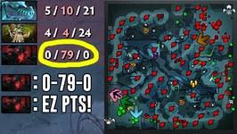 0-79 WIN GAME Feeding Comeback Dota 2
