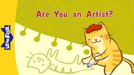 Are You an Artist? - Learning Songs - Animated Songs for Kids