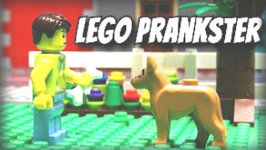 Lego Prankster - The Dog