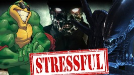 10 stressful games that make your hands sweat