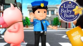 Police Song - Nursery Rhymes for Kids - Songs for Kids