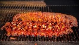 Maple Bacon Ribs