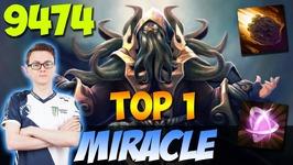 Miracle TOP 1 Invoker Dota 2