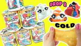Poopsie Slime Surprise DROP 2 UNICORN GOLD SLIME FOUND!!! (Series 2)