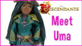 Descendants 2 Movie Uma Amazon Exclusive Doll Review