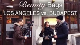 Whats In Your Beauty Bag  LA vs Budapest - Beauty Tips, Hacks, How Tos
