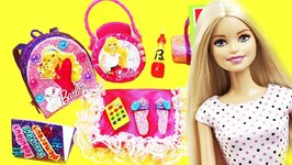 10 AMAZING And CREATIVE BARBIE DOLL HACKS
