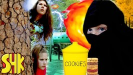 Cookie Ninja - HeroForce vs Ninja Cookie Battle