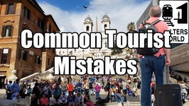 5 Most Common MISTAKES Tourists Make While Traveling