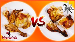 Nando's Vs Homemade  Peri Peri Chicken Recipe - Make It At Home