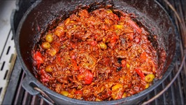 Ropa Vieja- Cuban Pulled Beef