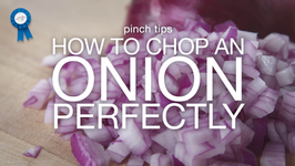 How To Chop An Onion Perfectly