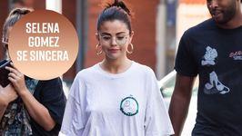 Selena Gomez confiesa haberse sentido vulnerable
