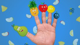 Finger Family Fruits - Finger Family Rhymes