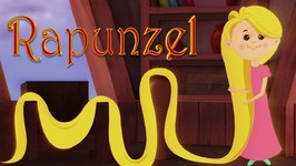 Rapunzel Full Movie  Fairy Tales For Kids With English Subtitles - Princess Fairy Tales